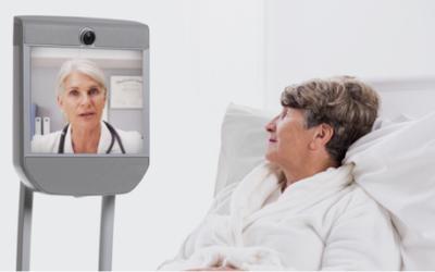 Digitalisierung in der Medizin – Telepräsenzrobotik